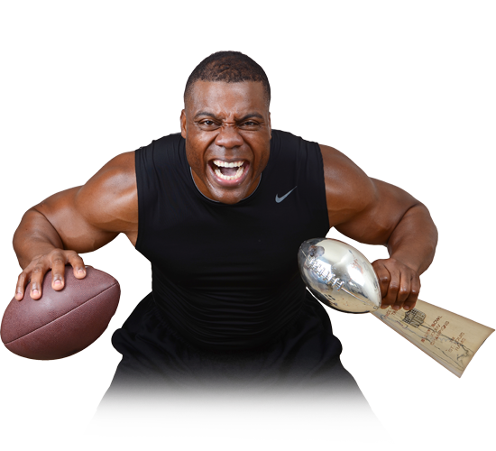 5 Ridiculously Simple Fat Burning Tips From A Super Bowl Champion & Former Fat Guy